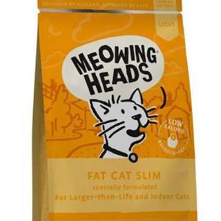 Meowing Heads  FAT CAT SLIM - 1,5kg