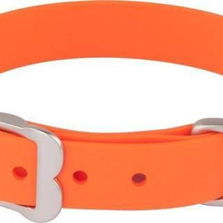 Obojek RD VIVID oranžové - 2,0/28-36cm