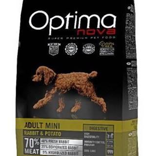 OPTIMAnova dog  DIGESTIVE ADULT MINI - 2kg