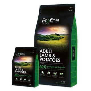 PROFINE ADULT LAMB - 15kg