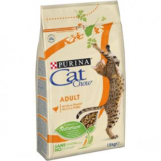 PURINA cat chow ADULT kura - 1,5kg