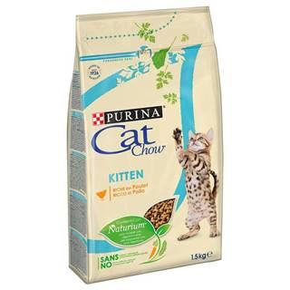 PURINA cat chow  KITTEN - 1,5kg