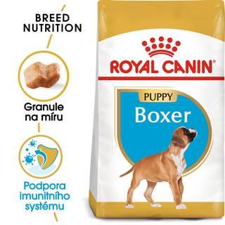 Royal Canin Boxer Puppy - granule pre šteňa boxera - 3kg
