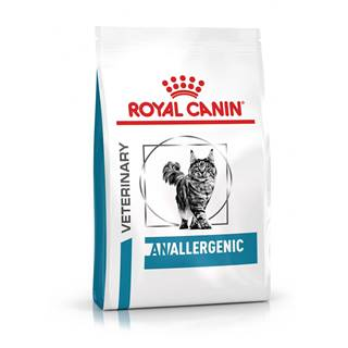 Royal Canin Veterinary Health Nutrition Cat ANALLERGENIC - 2kg