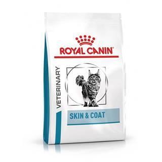 Royal Canin Veterinary Health Nutrition Cat SKIN & COAT - 0,4kg