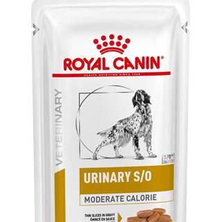 Royal Canin Veterinary Health Nutrition Dog URINARY S/O MC Pouch vrecko - 100g