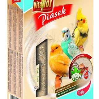 VITAPOL piesok pre vtáky ANÍZ - 1,5kg