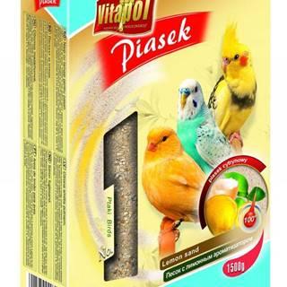 VITAPOL piesok pre vtáky CITRÓN - 1,5kg
