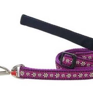 Vodítko RD Daisy Chain Purple - 1,2cm/1,8m