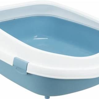 WC PRIMO XLL MODRO / biele - 56x25x71cm
