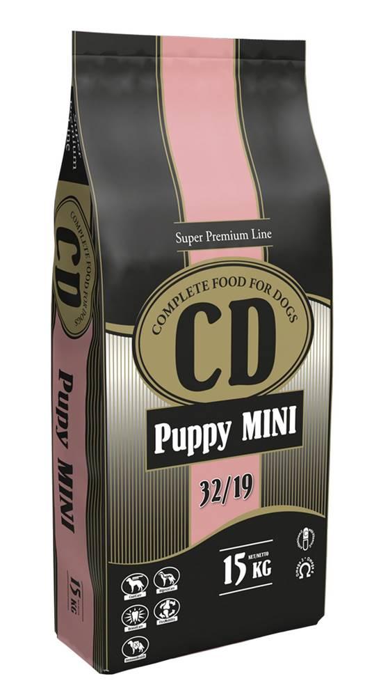 Delikan DELIKAN dog C/D PUPPY MINI - 15kg
