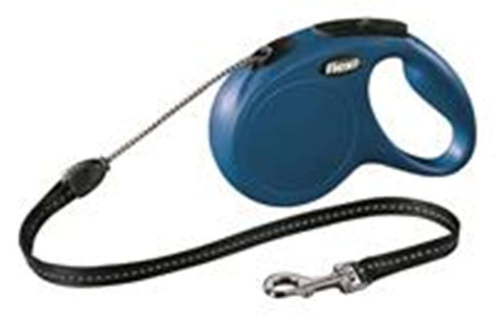 Flexi Flexi CLASSIC lanko  5m/20kg - Modré