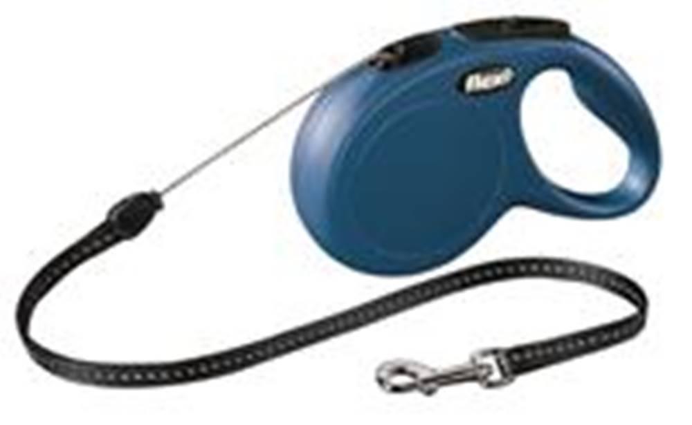 Flexi Flexi CLASSIC lanko  8m/12kg - Modré
