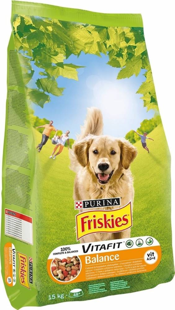 Friskies FRIS. dog  BALANCE - 15kg
