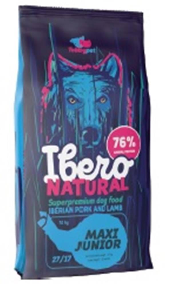 Ibero Ibero NATURAL dog MAXI JUNIOR - 3kg
