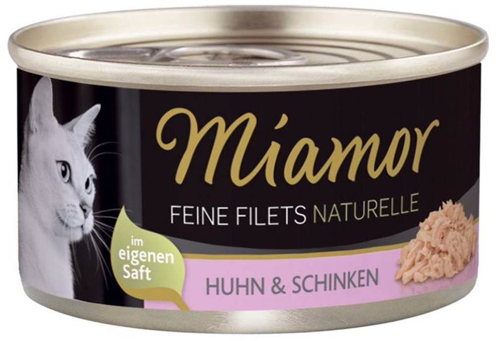Miamor MiamorFilet cat konzerva Feine Filets 100g - Tuniak a ryža