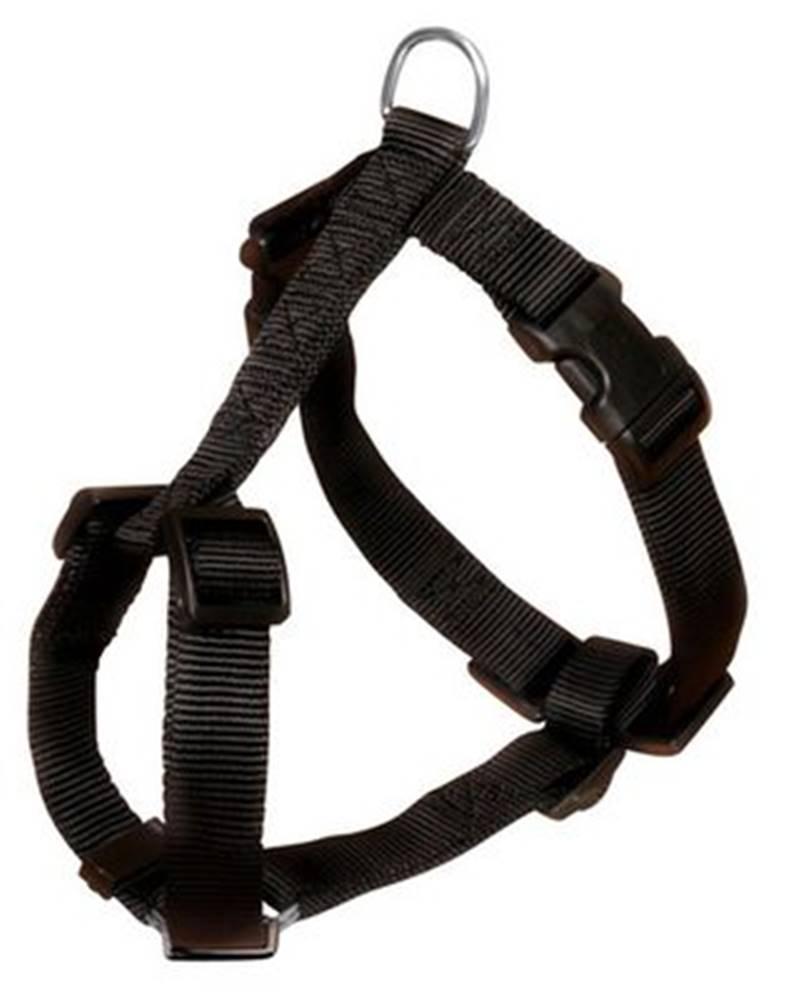 Trixie Postroj CLASSIC čierny (trixie) - 1/30-40cm