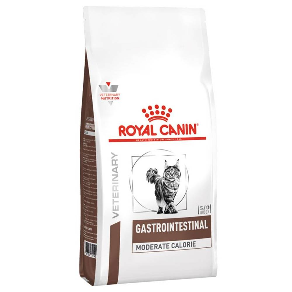 Royal Canin Royal Canin Veterinary Diet Cat GASTROINTESTINAL MC - 2kg