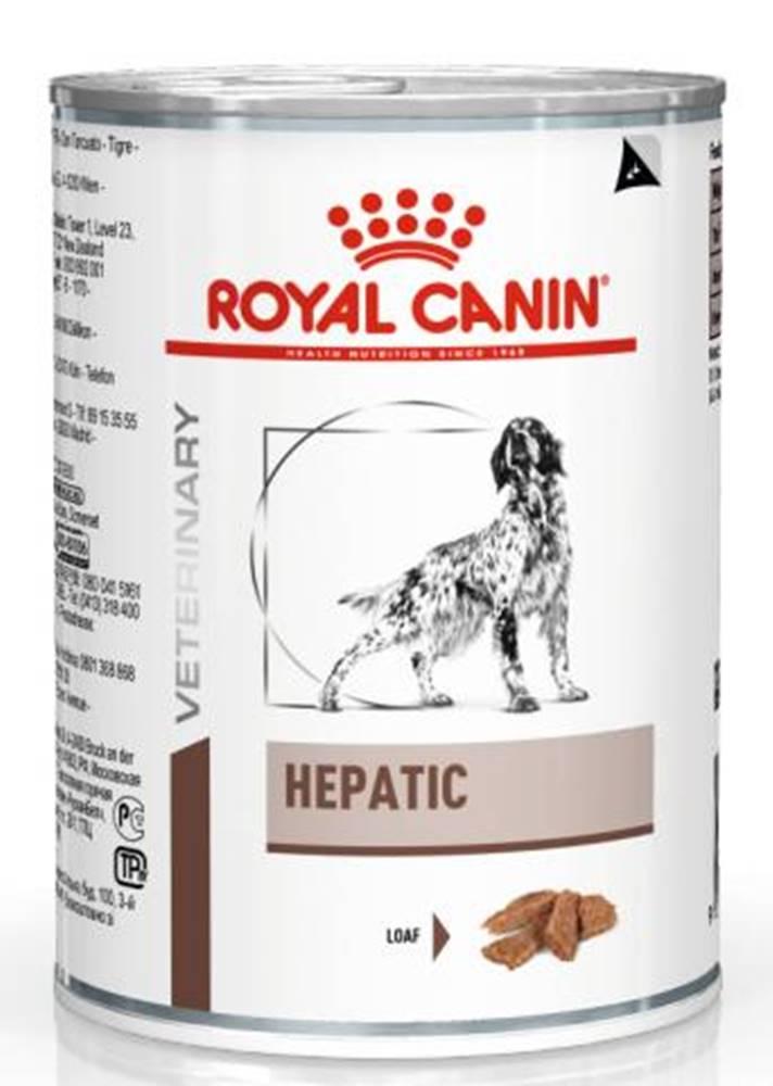 Royal Canin Royal Canin Veterinary Diet Dog HEPATIC konzerva - 420g