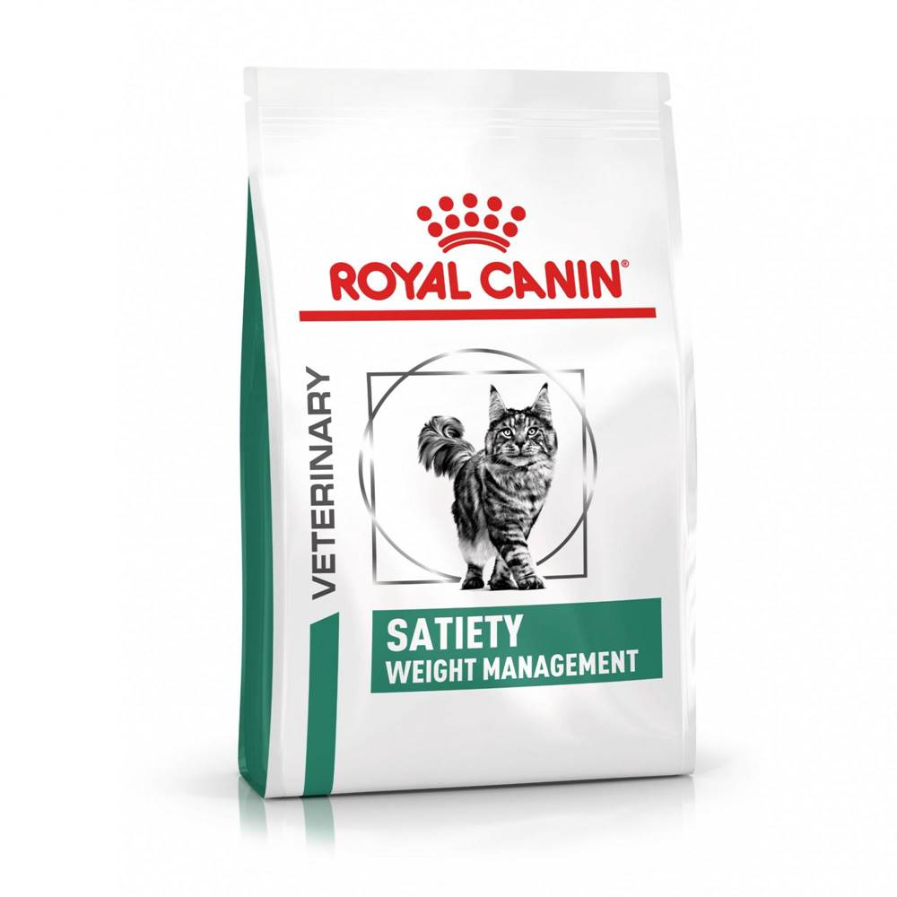 Royal Canin Royal Canin Veterinary Health Nutrition Cat SATIETY - 1,5kg