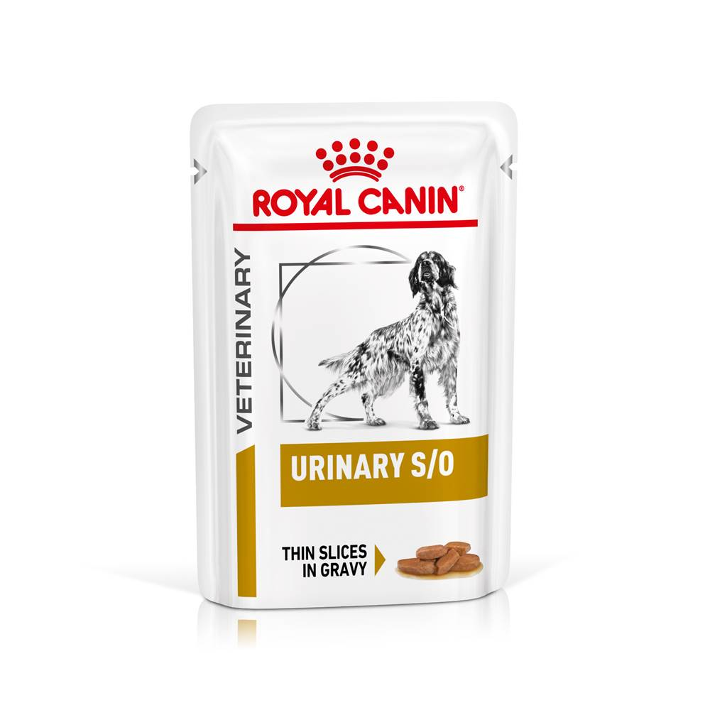 Royal Canin Royal Canin Veterinary Health Nutrition Dog URINARY S/O Pouch in Gravy vrecko - 100g