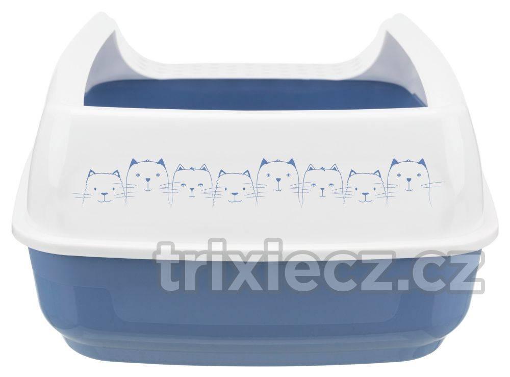 Trixie WC DELIO s výrezom - 35x20x48 cm