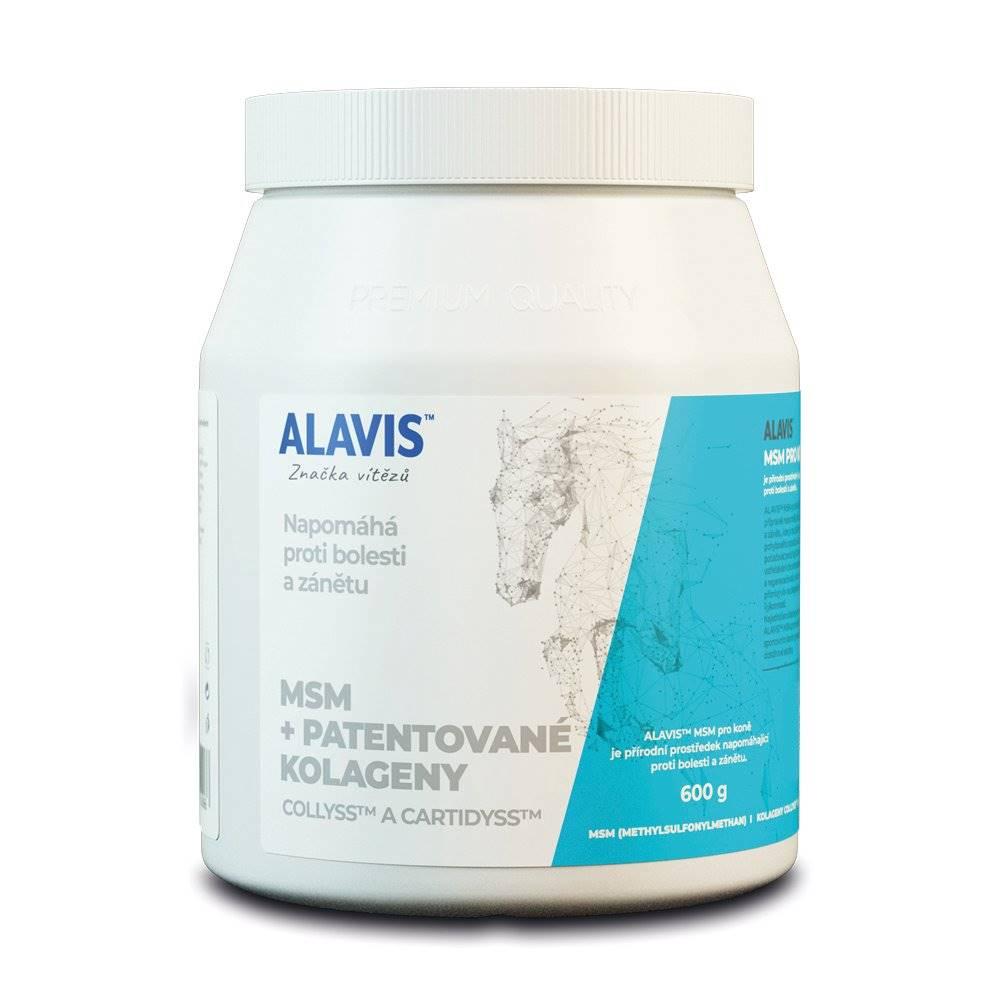Alavis ALAVIS MSM pre kone - 600g