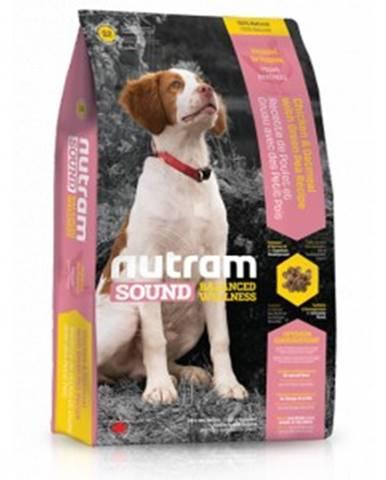 NUTRAM dog  S2-SOUND  PUPPY - 11,4kg