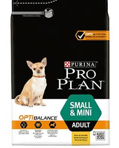 Purina PRO PLAN Dog Small & Mini Adult - 700g