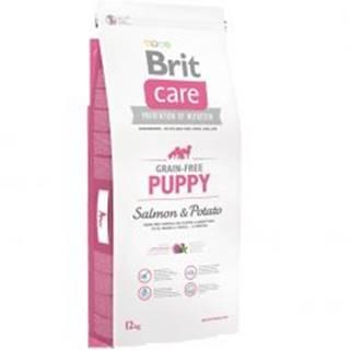 Brit Care dog Grain Free Puppy Salmon & Potato - 1kg