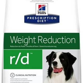 Hills Canine  r/d (diéta) - 1,5kg