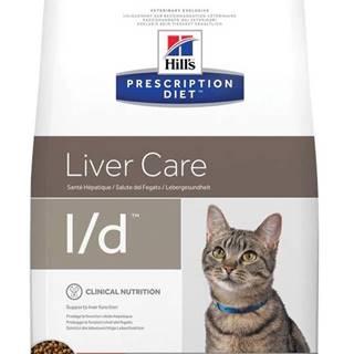 Hills cat  L/D  hepatic - 1,5kg