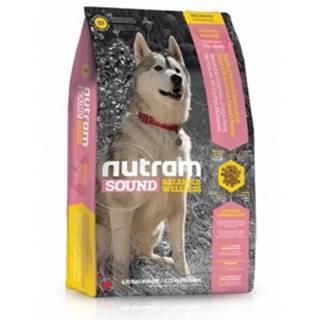 NUTRAM dog S9-SOUND ADULT LAMB - 2,72kg