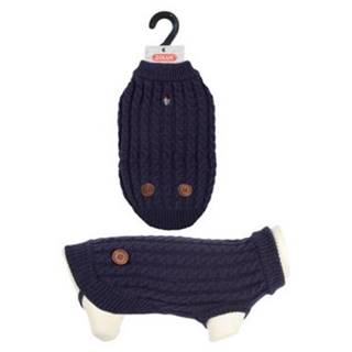 Oblek sveter DANDY tmavomodrý - 25cm