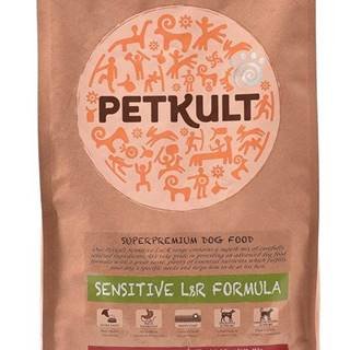 PETKULT dog MEDIUM ADULT lamb/rice - 2kg ( náhradní balení )