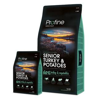 Profine SENIOR TURKEY/Potatoes - 15kg