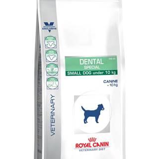 Royal Canin Veterinary Diet Dog DENTAL Small - 2kg