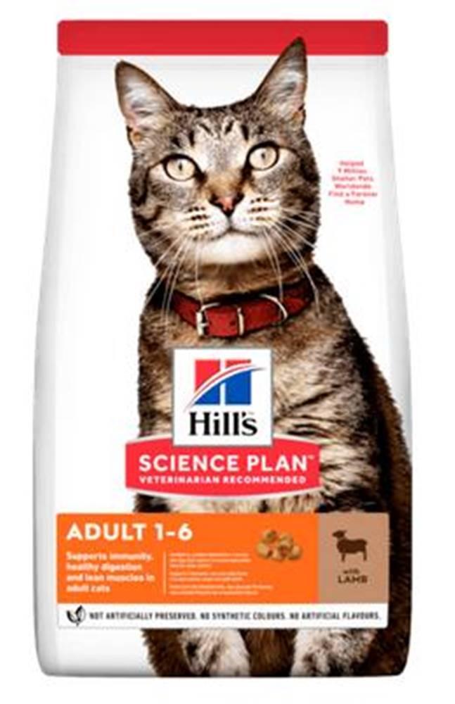 Hills Hills cat ADULT / lamb - 10kg