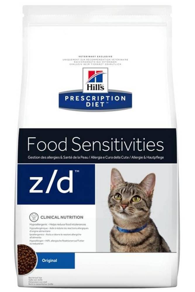 Hills Hills cat  z/d  Low Allergen - 2kg