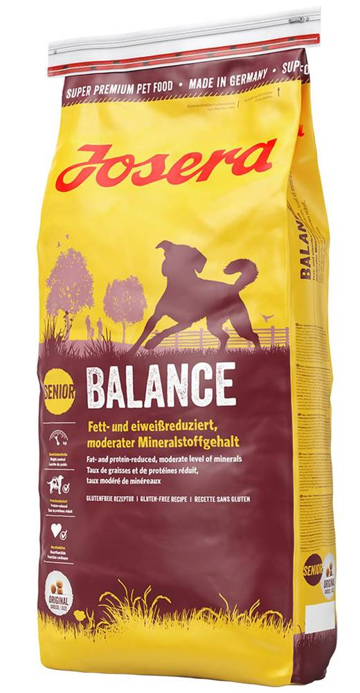 Josera JOSERA dog BALANCE light senior - 15kg