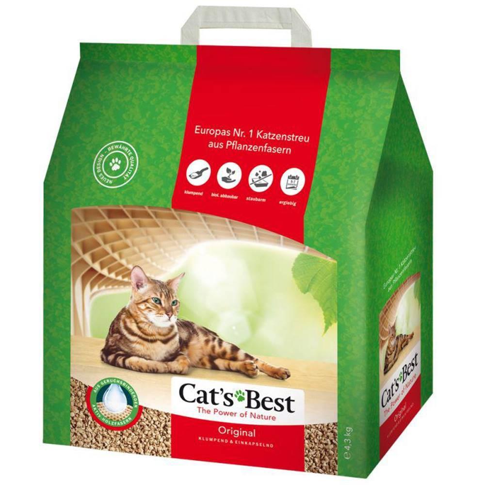 (bez zařazení) Mačkolit  CAT BEST Original - 10l