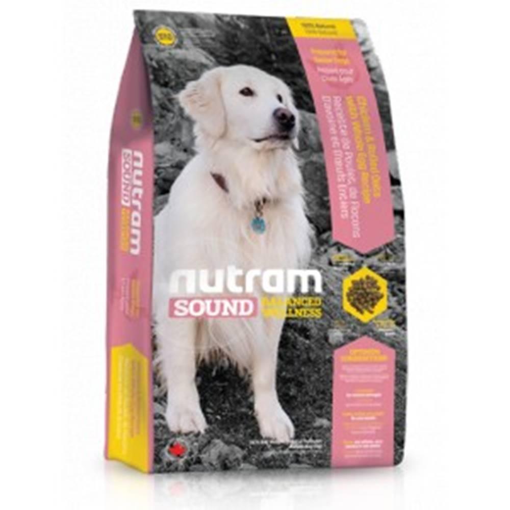 Nutram NUTRAM dog  S10-SOUND SENIOR - 11,4kg