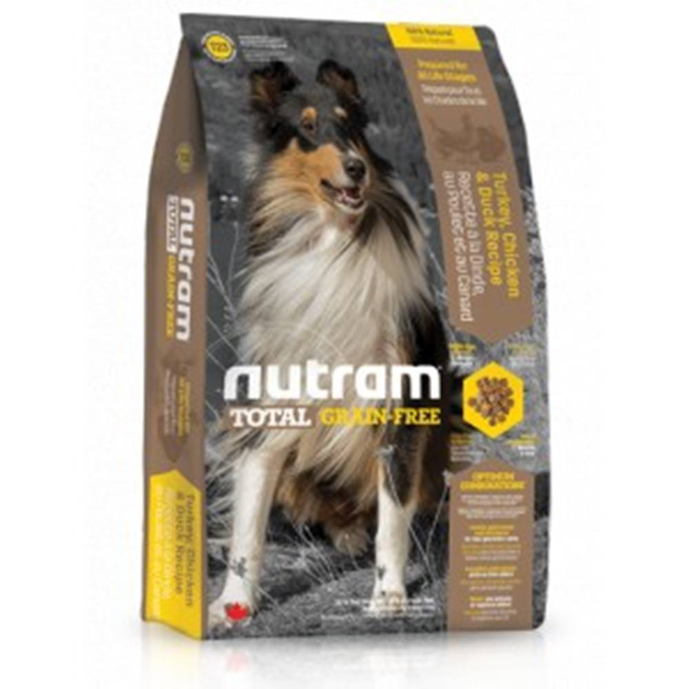 Nutram NUTRAM dog T23 - TOTAL GF turkey/chicken - 2kg
