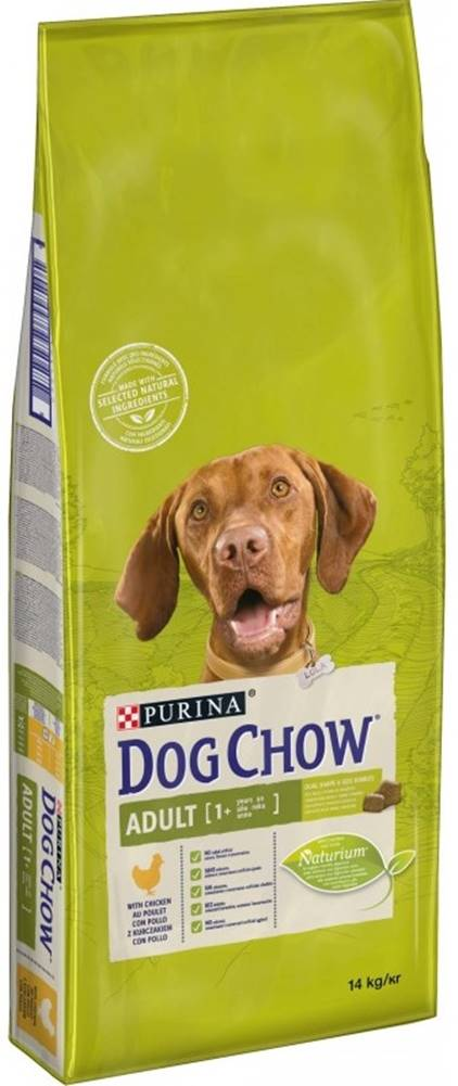 Purina PURINA  dog chow   ADULT kuracie  - 14kg