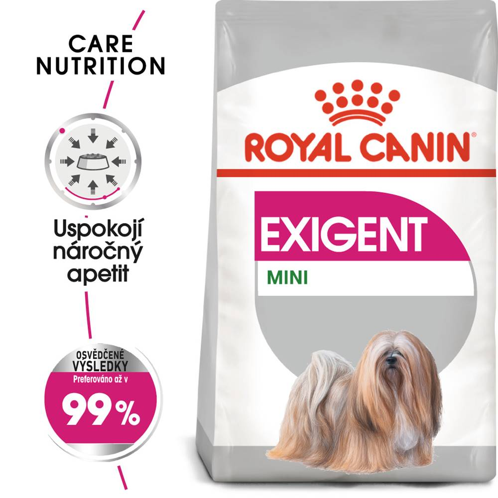 Royal Canin RC MINI EXIGENT - 1kg
