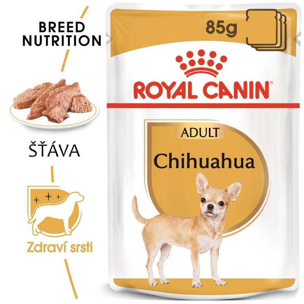 (bez zařazení) Royal Canin Chihuahua Loaf - kapsička s paštikou pro čivavu - 85g