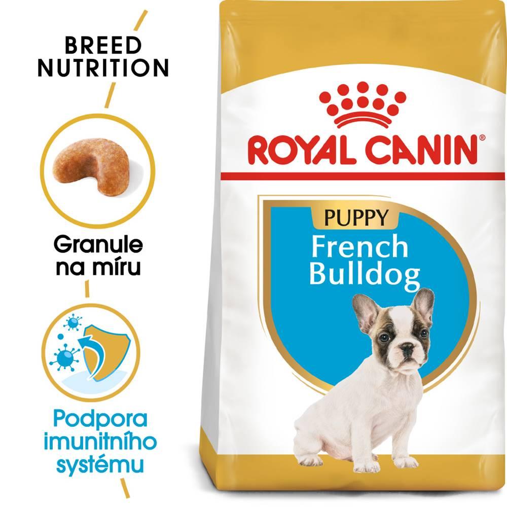 Royal Canin Royal Canin FRENCH BULLDOG JUNIOR - 1kg