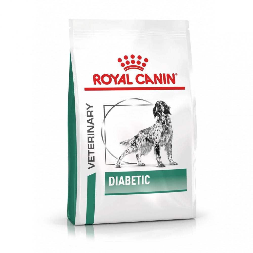 Royal Canin Royal Canin Veterinary Health Nutrition Dog DIABETIC - 1,5kg