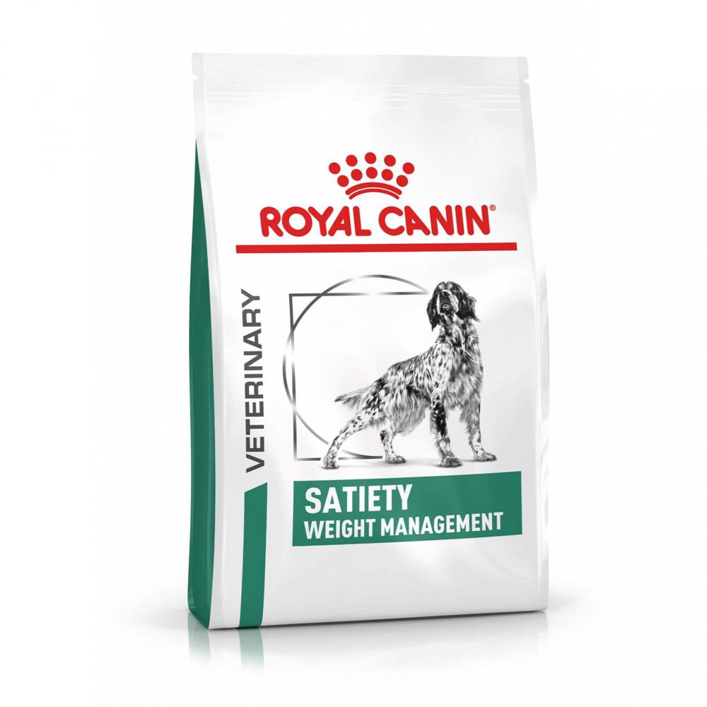 Royal Canin Royal Canin Veterinary Health Nutrition Dog SATIETY - 1,5kg