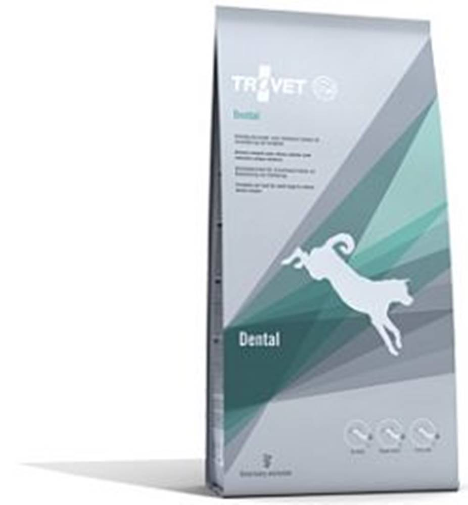 Trovet Trovet dog (diéta) Dental Mini - 2,5kg